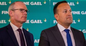 Tánaiste Simon Coveney and Taoiseach Leo Varadkar:  The European Commission – with whom the Government is engaged in (very) private talks – must be insisting on a rather more muscular goods-checking regime than Dublin previously envisaged.
