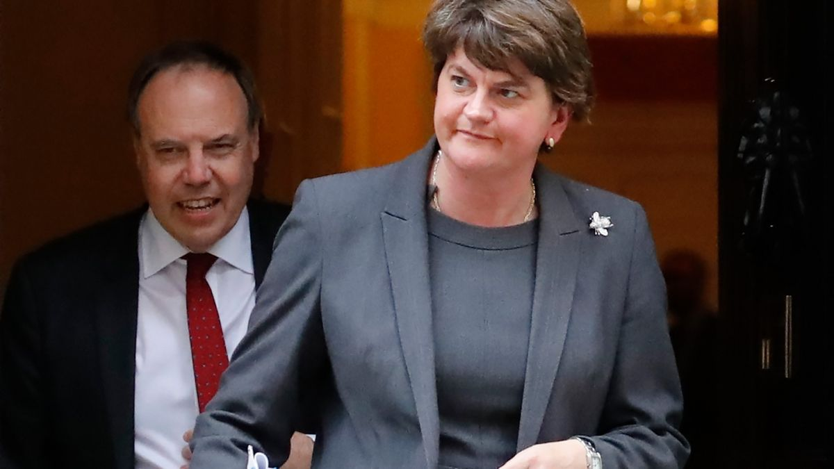 DUP may support cross-Border 'co-operation' to avoid backstop