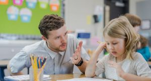 Resource teachers and special needs assistants should be used only for supporting vulnerable pupils with additional needs. Photograph: iStock
