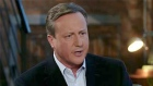 Former PM Cameron says he has regrets about EU referendum