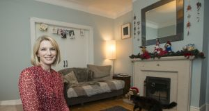 File photograph of Pamela Flood in her Clontarf home. Photograph: Dave Meehan