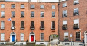 Number 2, Pembroke Street (centre) may suit a professional practice seeking a boutique office space.