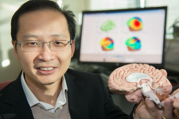 "Dr KongFatt Wong-Lin: ""We have developed a computational brain network model that can automatically detect indecisiveness on the fly, which may subsequently also lead to change-of-mind."""