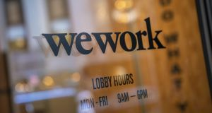 WeWork shelved its initial public offering overnight after struggling to drum up investor interest in the multibillion-dollar listing. Photograph: Drew Angerer/Getty