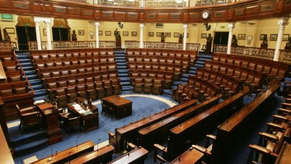 The return of the Dáil - and Brexit still dominates . . .
