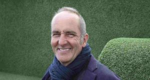 Kevin McCloud: his company's flagship development is in a 'dreadful state'. Photograph: Jeremy Sutton-Hibbert/Getty