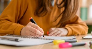 Irish higher-education institutions accept A-levels, though candidates should be careful to ensure all required paperwork is completed properly. Photograph: iStock