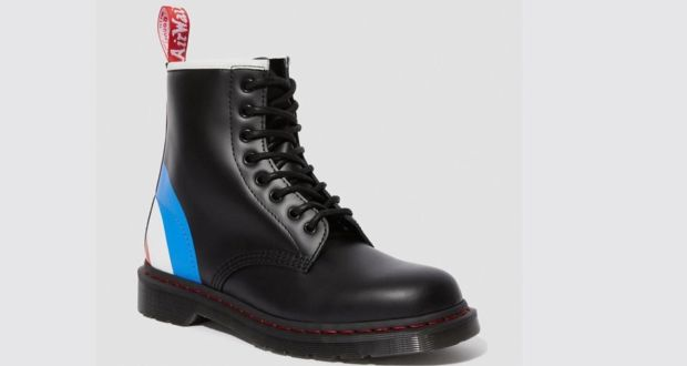 The Who 1460 boot, €189, Dr. Martens
