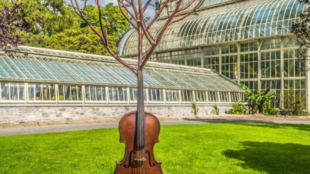 The annual Sculpture In Context show at the National Botanic Gardens in Glasnevin is one of the biggest group shows in the country.