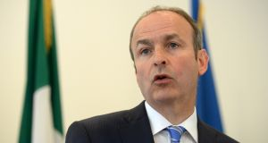 Fianna Fáil leader Micheál Martin told  his party's TDs that Government and Opposition party leaders had agreed the byelections would be held in the last week in November. File image: Dara Mac Donaill / The Irish Times