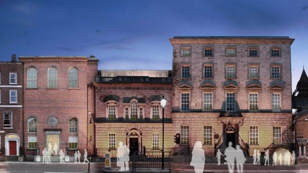 There's great anticipation to see the new Museum of Literature Ireland when it opens its doors to the public for the first time on Culture Night.