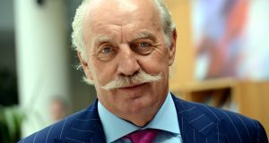 Dermot Desmond:  The liquidator, Declan De Lacy, said that QED is a solvent liquidation and that 'all creditors will be paid'. Photograph: Cyril Byrne/The Irish Times