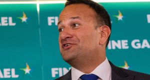 Some Ministers and TDs were privately critical of Taoiseach Leo Varadkar when he said he was open to a grand coalition with Micheál Martin's party. Photograph: Douglas O'Connor