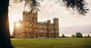 Downtown Abbey on Airbnb: Highclere Castle, in Hampshire, in southern England