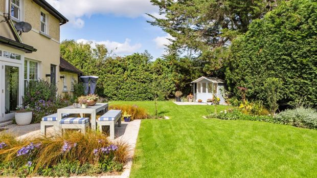 Pine Lodge: the garden at Saoirse Ronan's Co Wicklow home