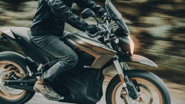 Can an electric motorcycle spark the interest of an old-school biker?