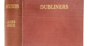 James Joyce's  Dubliners, first edition, signed presentation inscription from the author, 1914.Forum Auctions (£100,000 -£150,000)