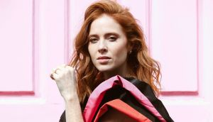 Angela Scanlon: 'Irish people have this sense that home is always home.' Photograph: Julien Behal