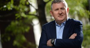 Ger Rabbette, CEO, Uniphar.  Photograph: Dara Mac Dónaill / The Irish Times