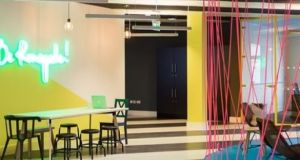 Huckletree already has a co-working space in the Academy building on Pearse Street that is home to 40 organisations
