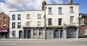 79-83 Prussia Street comprises Hyne's pub, which is still trading, and 18 largely-vacant pre-63s,