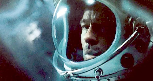 The outer limit: Brad Pitt in Ad Astra