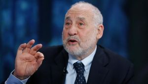 Joseph Stiglitz:  Expressed 'shock' that Ireland 'turned down the €13bn from Apple'.