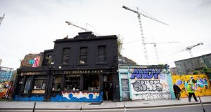 The George Bernard Shaw pub in Dublin 2, which will close at the end of OctoberPhotograph: Tom Honan for The Irish Times.