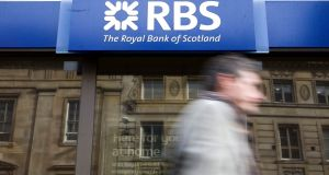RBS will become the only company in the FTSE 100 index with women in both its top two executive positions.