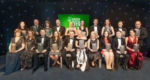 Sustainability climbs up boardroom agenda; high entries for Green Awards 2020