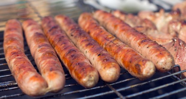 German sausage. Brexit will mean opportunities for German and Irish exporters.