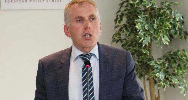 David Sterling, head of the Northern Ireland Civil Service, said he was particularly concerned about what will happen if it is left without ministerial direction in the event of a no-deal exit.