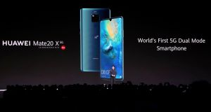 Huawei mobile services, known as Huawei ID in some markets, allow users to access the company's specially designed smartphone apps and to store personal information. Photograph: Matthias Schrader/AP Photo