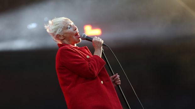 Wendy James. Photograph: Debbie Hickey/Getty Images