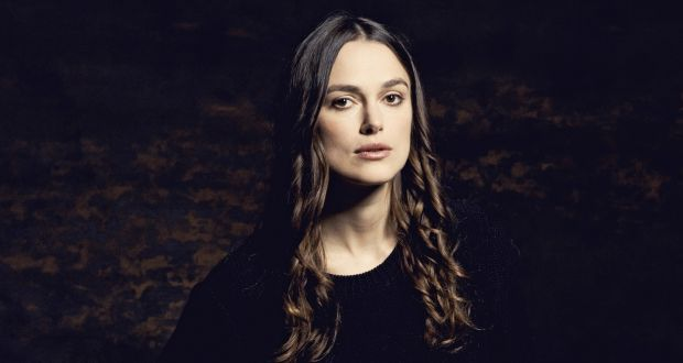 Keira Knightley: 'If I'm asked my opinion, I don't have a problem giving it.' Photograph: Ryan Pfluger/New York Times