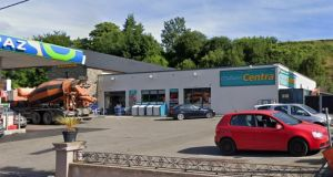 The centra store in  Innishannon which sold the winning ticket.  Image via Google Maps