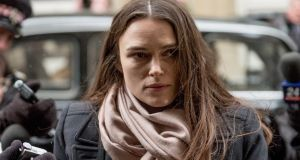 Official Secrets: Keira Knightley plays Katharine Gun in the new film. Photograph: Classified Films Ltd