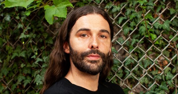 Jonathan Van Ness: 'You're never too broken to be fixed.' Photograph: Isak Tiner/New York Times