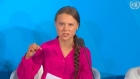 Greta Thunberg admonishes world leaders in furious UN speech