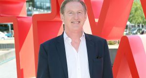 "Adrian Dunbar: his character's sayings in Line of Duty have become known as Tedisms, such as ""I didn't float up the Lagan in a bubble"". Photograph: Brian McEvoy"