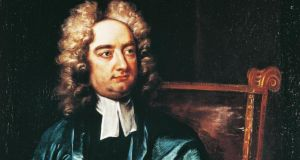 "Jonathan Swift: ""He has all these fictive enterprises that sort of masked his own identity."" Painting: Charles Jervas"