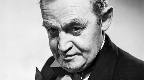 Barry Fitzgerald in 1945. Photograph: Wikimedia Commons