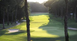 Olgiata Golf Club in Rome will host the Italian Open in October.