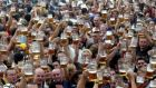 A German court has defined a hangover as an illness. Photograph: Michael Dalder/Reuters
