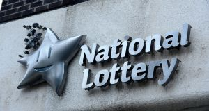 The winner of Saturday's €5.3m Lotto jackpot has made contact with National Lottery headquarters. File photograph: Cyril Byrne/The Irish Times