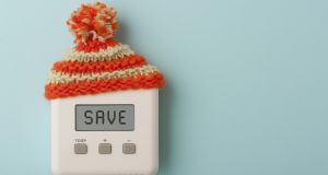 Experience the warm glow of saving money. Photograph: iStock