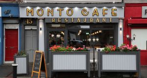 The Monto Cafe on Sundrive Road in Kimmage. Photograph: Nick Bradshaw