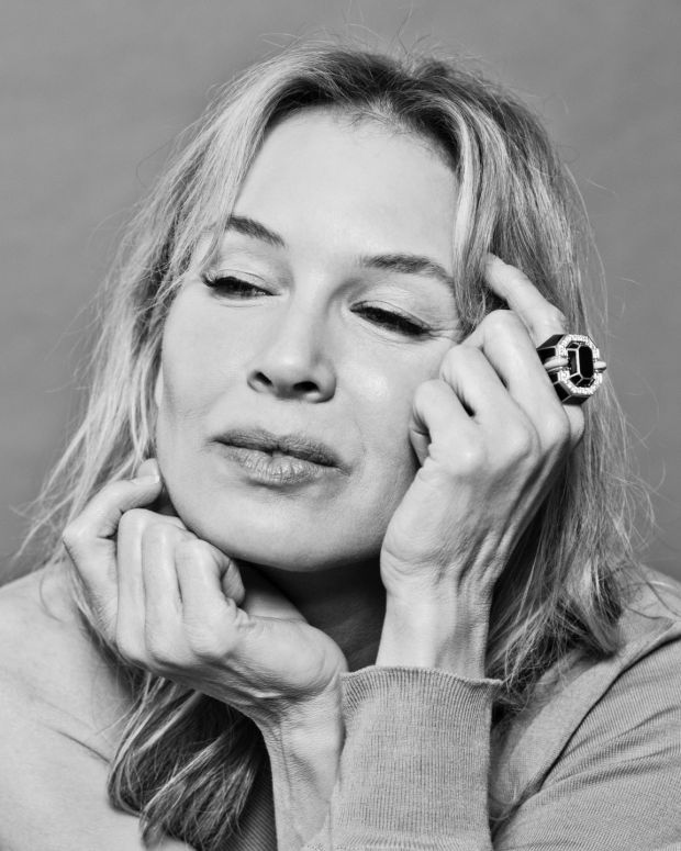 Renée Zellweger: in 2010, after working nearly nonstop for her entire film career, Zellweger took a break from acting. Photograph: Ryan Pfluger/New York Times