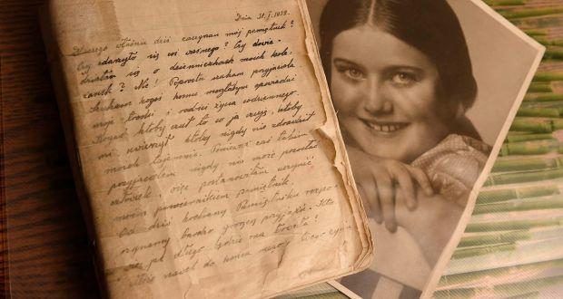 Hidden for 40 years: Renia Spiegel's second World War diary