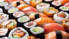 Raw fish from either salt water or fresh water can be a source of human infection due to the presence of parasites. Photograph: iStock